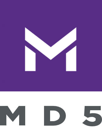 MD5 logo updated